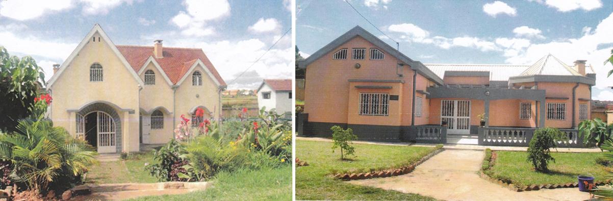 2 Villas a vendre à Itaosy