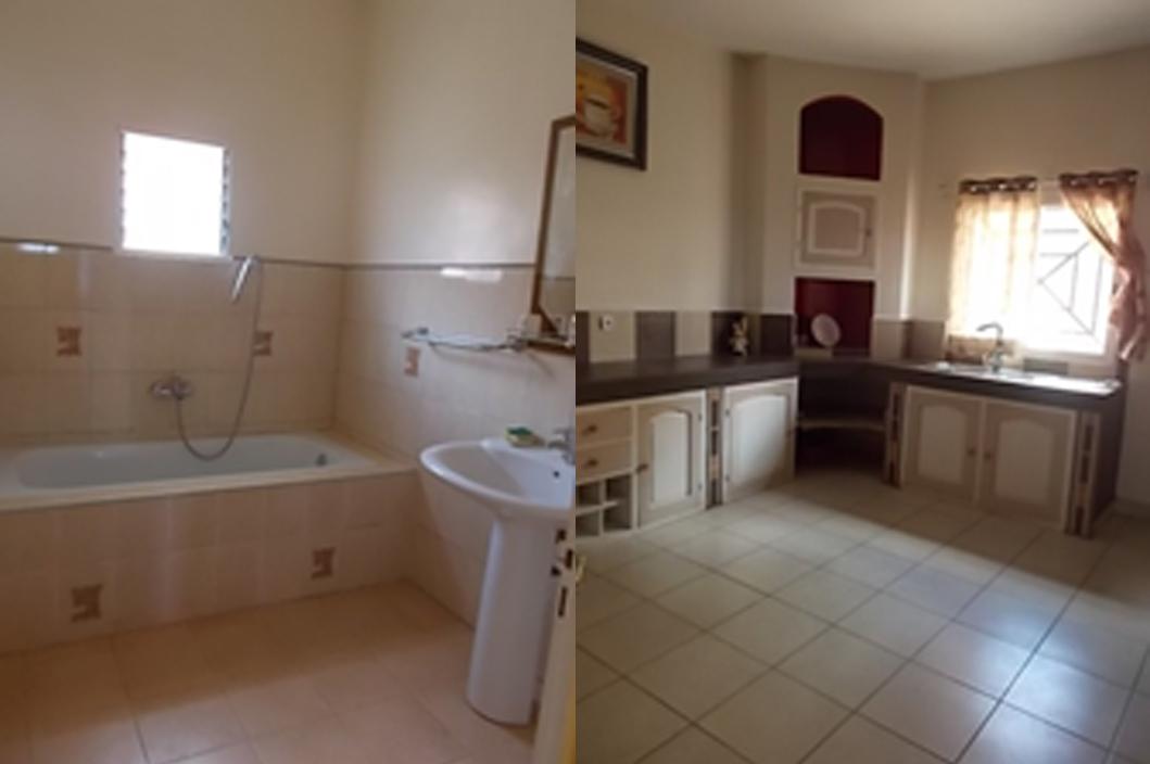 Villa à étage By Pass (a vendre)